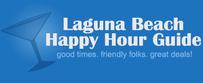Laguna Beach Happy Hour Guide